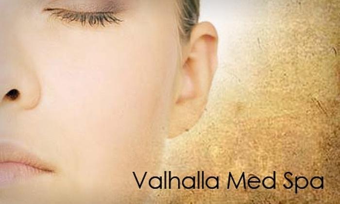 Valhalla Med Spa - Las Vegas: $129 for Three Laser Hair-Removal Treatments at Valhalla Med Spa (Up to $450 Value)
