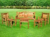 Backyard X-Scapes: $399 for a Six-Piece Bamboo Outdoor-Furniture Set from Backyard X-Scapes ($799.97 Value)