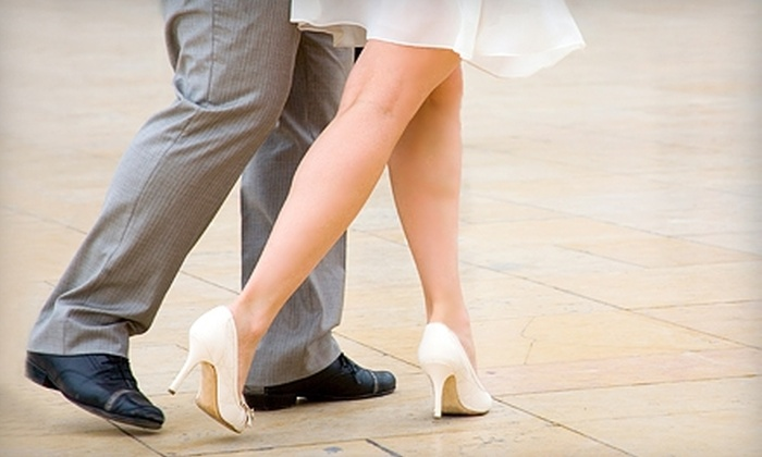 Fred Astaire - Multiple Locations: Dance-Class Package at Fred Astaire (Up to 81% Off). Two Options Available.