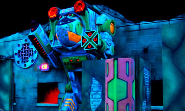 Active Kidz Long Island - Syosset: Laser Tag or Adventure Maze for Two With Drinks and Arcade Games at Active Kidz Long Island in Jericho