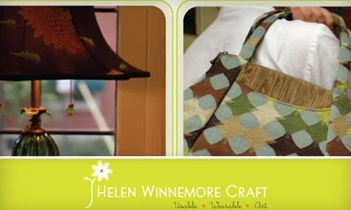 Helen Winnemore Craft - German Village: $20 for $40 Worth of Jewelry and Finely Crafted Gifts at Helen Winnemore Craft