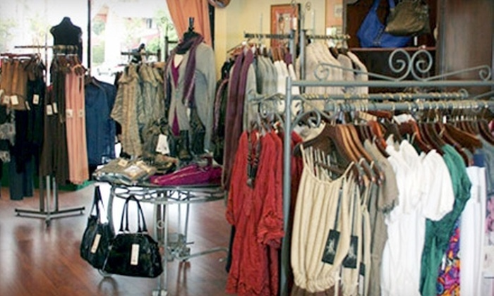 NYLA Kensington Boutique - Kensington: $15 for $30 Worth of Women's Clothing and Accessories at NYLA Kensington Boutique