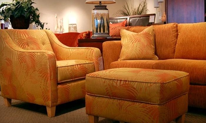 Samsen Furniture Outlet - Toledo: $25 for $100 Toward Home Furnishings at Samsen Furniture Outlet