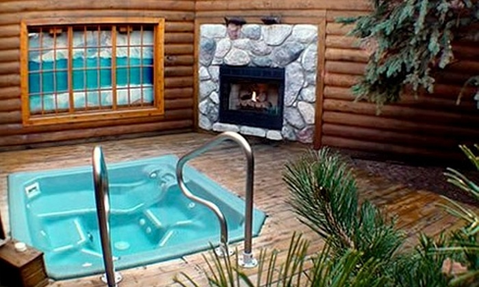 Oasis Hot Tub Gardens - Arcadia: $12 for $25 Worth of Hot Tubbing at Oasis Hot Tub Gardens