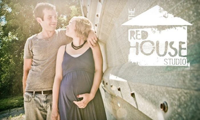 Bendet Photography and The Red House Studio - Raytown: $49 for a Portrait Session, Three Prints, a Video Montage DVD, and 10% Off Additional Prints at Bendet Photography and The Red House Studio
