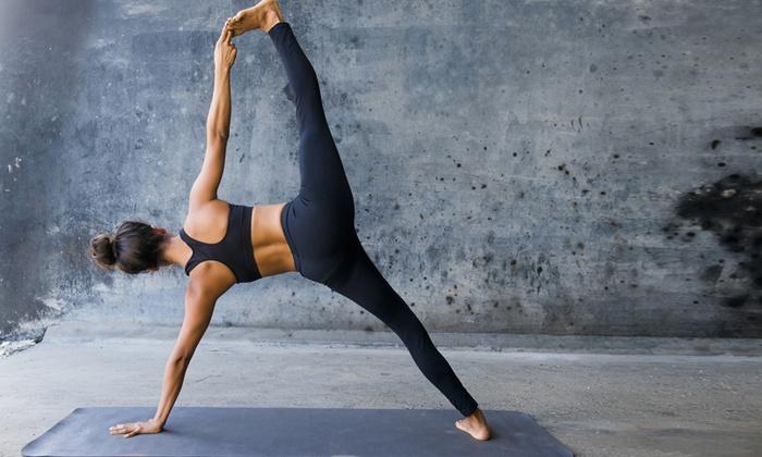Arrichion Hot Yoga - Charlotte: $25 for 20 Hot Yoga or Circuit Training Classes at Arrichion Hot Yoga ($265 Value)