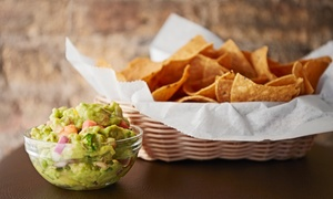 Pop's: $10 for Two Groupons, Each Good for $10 Worth of Mexican Food and Drinks at Pop's Garage ($20 Value)