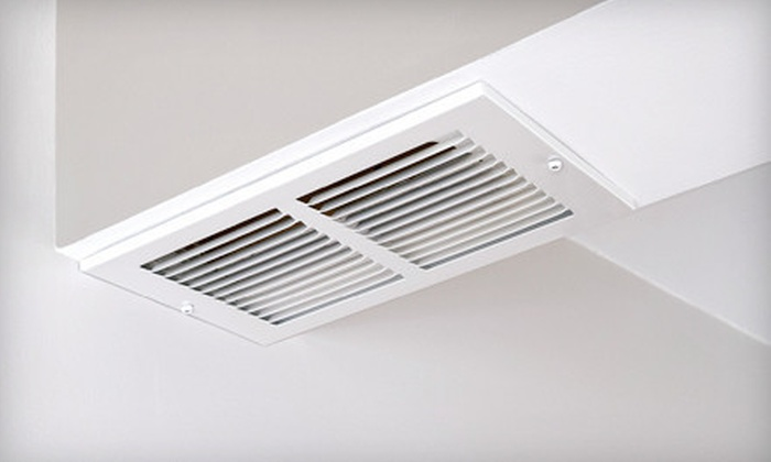 California Standard Heating & Air - Downtown: $49 for a Whole-House Air-Duct Cleaning with Choice of Dryer-Vent Cleaning or AC Check from California Standard Heating & Air (Up to a $168 Value)