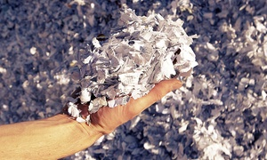 American Shredding: $59.99 for Document Shredding for Up to 100 Boxes from American Shredding ($450 Value)
