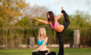 Sumits Yoga Happy Valley: $39 for 10 Classes at Sumits Yoga Happy Valley ($125 Value)