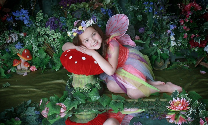 James Carter Photography - Hornchurch: Fairy and Elf (£9) or Pet (£12) Photoshoot at James Carter Photography