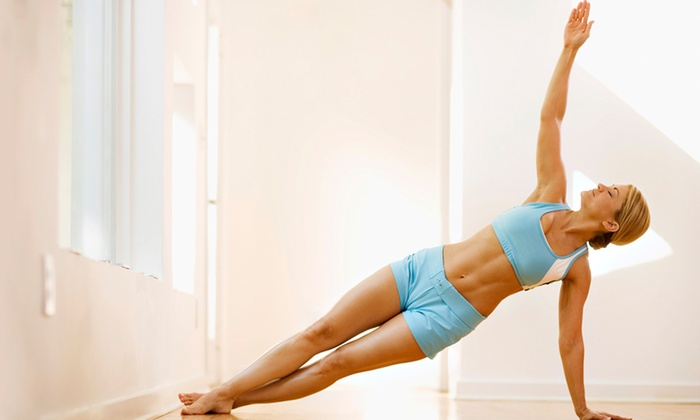 The Yoga Pad - Yoga Pad: Hot Pilates: Five (£14) or Ten (£24) Classes at The Yoga Pad (Up to 73% Off)
