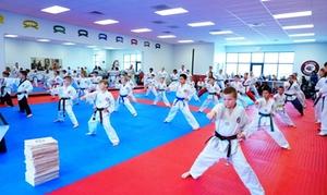 Master Son's KS Tigers Tae Kwon Do: Up to 71% Off 2wks or 1mo of taekwondo classes at Master Son's KS Tigers Tae Kwon Do