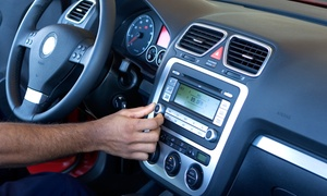 Can You Hear It Car Audio Inc.: $125 for a Car Stereo with iPod Integration and Installation at Can You Hear It Car Audio Inc. ($249.99 Value)