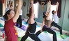 Inner Bloom Yoga - Pearl-Meigs-Monroe: 5, 10, or 15 Yoga Classes at Inner Bloom Yoga (Up to 61% Off)