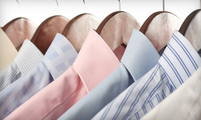 Metro Dry Cleaning - Criders Corners: Dry-Cleaning Services for Clothing or Household Items from Metro Dry Cleaning (Half Off)
