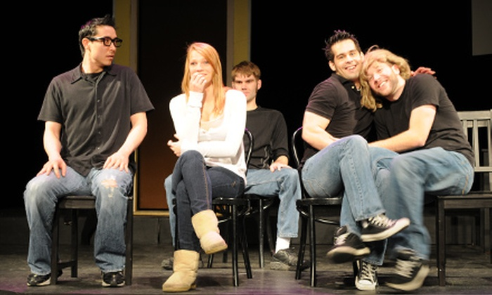 Made Up Theatre - Fremont: Improv-Comedy Outing for Two or Eight-Week Improv Course at Made Up Theatre In Fremont (Up to 52% Off)