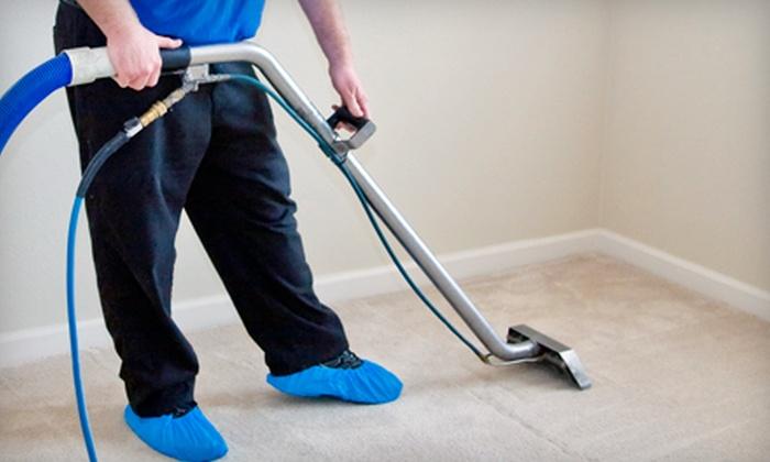 Triple-C System - Ocala: $49 for Three-Room Steam Carpet Cleaning from Triple-C System ($99 Value)