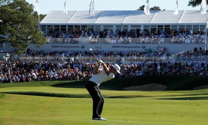 2011 BMW Championship - Chicago: One Admission to the BMW Championship Golf Tournament in Lemont on September 12–18 (Up to $55 Value)