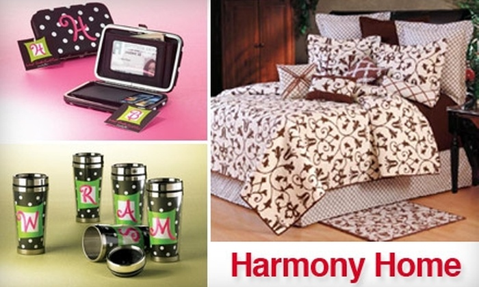 Harmony Home - Multiple Locations: $25 for $50 Worth of Home Furnishings, Gifts, and More at Harmony Home