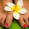 Up to 63% Off Massage or Pedicure at Meta Day Spa