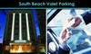 Paint Overspray Removal Miami - Flamingo / Lummus: $15 for One Night of Valet Parking on Miami Beach from Beachsports Valet ($39 Value)