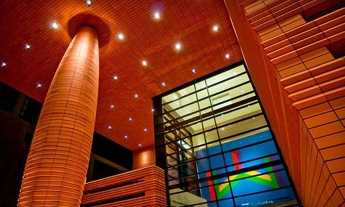 Bechtler Museum of Modern Art - Second Ward: $8 for Two Admissions to Bechtler Museum of Modern Art ($16 Value)