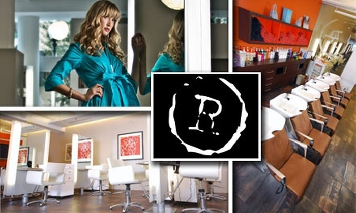 Roche Salon - Multiple Locations: $25 for $50 Worth of Hair, Skin, and Nail Services at Roche Salon
