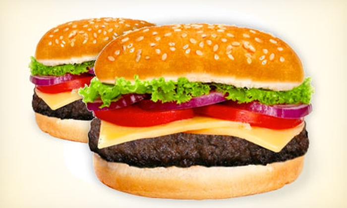 RBI's Bar & Grill - Northeast: $12 for a Burger Meal for Two with Appetizer at RBI's Bar & Grill (Up to $25.17 Value)