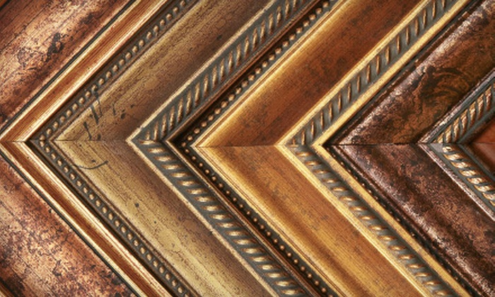 Reflections Gallery - Hickory Valley - Hamilton Place: $45 for $100 Worth of Custom Framing at Reflections Gallery & Framing