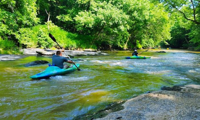 Tar River life - Tar River life: River Tubing or Kayak Trip from Tar River Life (Up to 50% Off). Four Options Available.