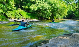 Tar River life: River Tubing or Kayak Trip from Tar River Life (Up to 50% Off). Four Options Available.