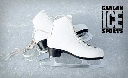 Canlan Ice Sports: Public Ice-Skating Session and Skate Rental - Canlan Ice Sports in Vineland