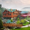 All-Suite Luxury Lodge in Adirondack Mountains