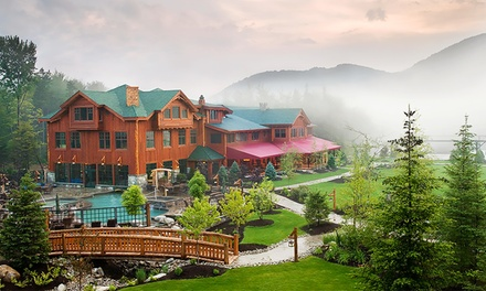 Stay at Whiteface Lodge in Lake Placid, NY, with Dates into December