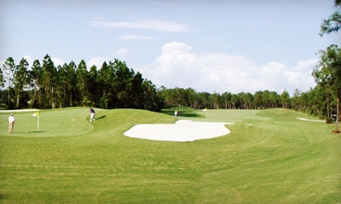 Soldiers Creek Golf Course - Elberta: 18 Holes of Golf for Two at Soldiers Creek Golf Club. Two Options Available.