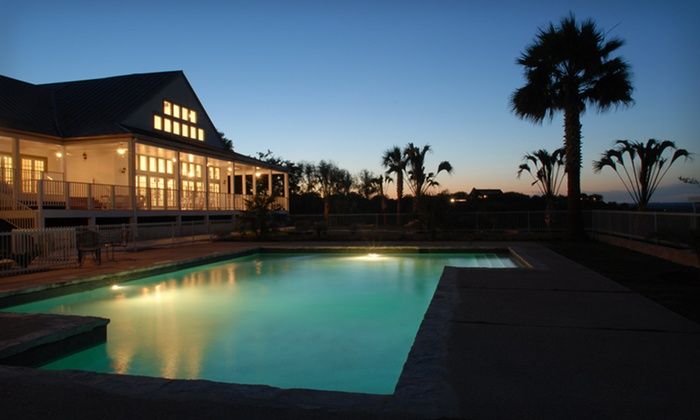 Hotel Alsace & Spa Resort - Castroville, TX: One- or Two-Night Stay for Up to Five with Dining and Spa Credit at Hotel Alsace & Spa in Texas