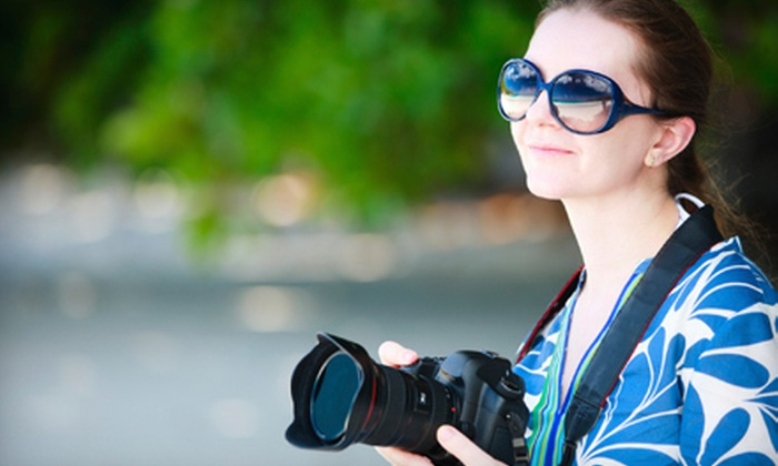 Dave Cross Workshops - Oldsmar: Photography Class for One or Two, or Photoshop Seminar for One at Dave Cross Workshops in Oldsmar (Up to 56% Off)