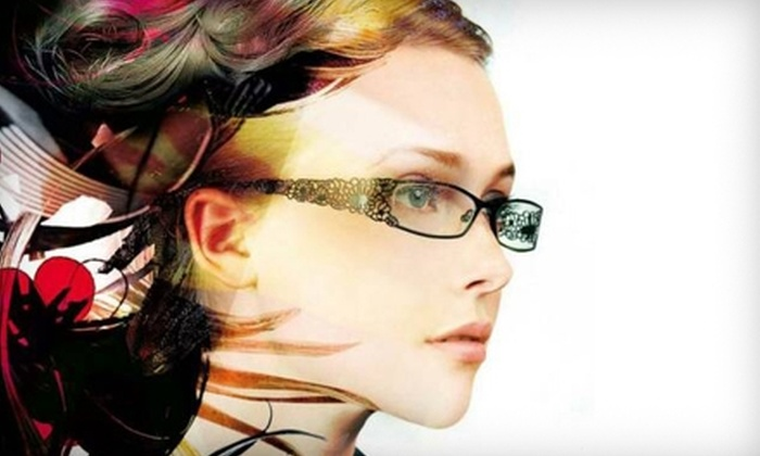 Erker's Fine Eyewear - Multiple Locations: $50 for an Eye Exam and $200 Toward Prescription Eyewear at Erker's Fine Eyewear ($319 Value)