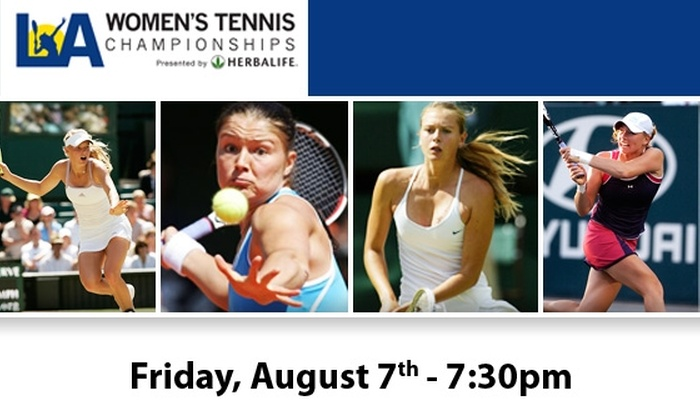 katt Williams - Los Angeles: Ticket to LA Women's Tennis Championship. Buy Here the Friday, 8/7 Match, Other Rounds and Dates Available Below