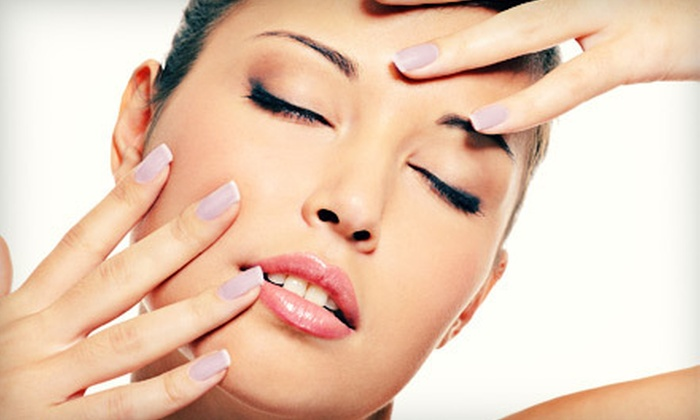Eva Skin Care - Southeastern Columbia: $99 for a Spa Package with Facial or Microdermabrasion and LED Light Therapy, Mani-Pedi, and a Body Wrap at Eva Skin Care (Up to $355 Value)