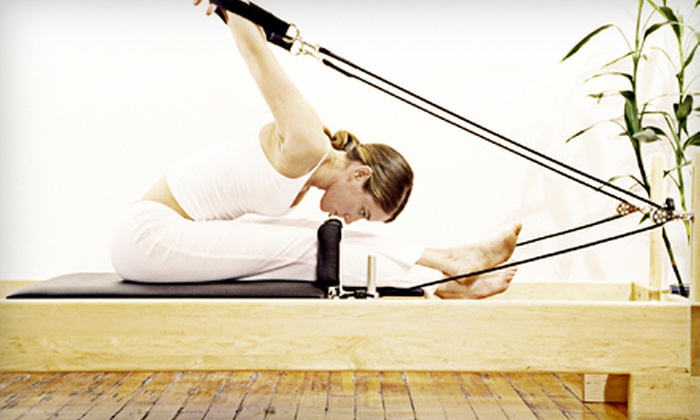 Pilates MN - Plymouth - Wayzata: $79 for Five Pilates Reformer Classes and Orientation at Pilates MN in Wayzata ($200 Value)