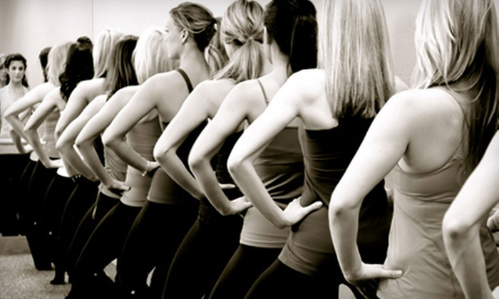 Pure Barre - Northeast Grand Rapids: $30 for Five Fitness Workout at Pure Barre ($100 Value)