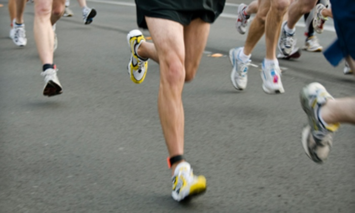 Prevent Blindness Texas - San Antonio: $12 for a Race-Registration Package at the Light the Night for Sight Prevent Blindness Texas 5K Run or Walk (Up to $25 Value)