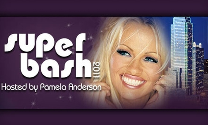 Dallas SuperBash 2011 - Downtown Dallas: $250 VIP Ticket to the Dallas SuperBash 2011 Hosted by Pamela Anderson ($500 Value)