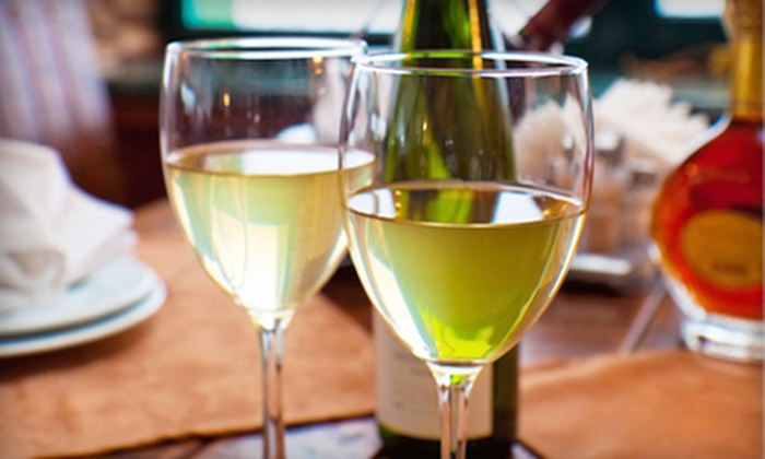 Talon Winery & Vineyards - Multiple Locations: $20 for a Wine Tasting for Four with Souvenir Glasses at Talon Winery & Vineyards (Up to $54.95 Value)