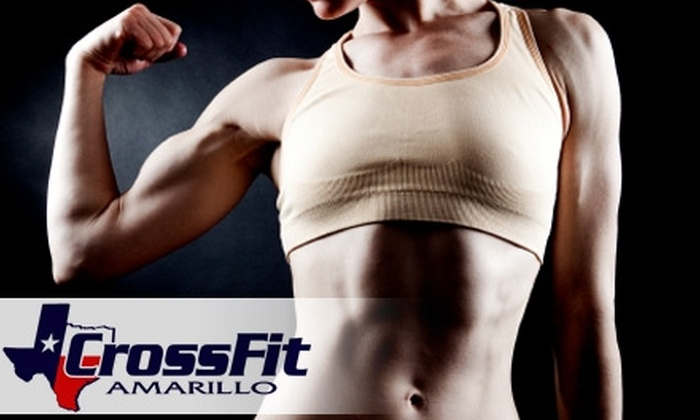 CrossFit Amarillo - Amarillo: $30 for One Month of Unlimited Boot Camp Classes at CrossFit Amarillo