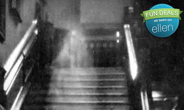 Ghost Tours Texas - Multiple Locations: Haunted Walking Tours for Two, Four, or Six from Ghost Tours Texas (Half Off)