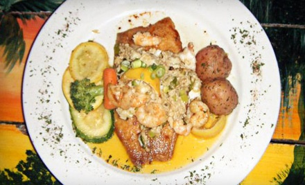 $50 Groupon to Sammy's Seafood Restaurant - Sammy's Seafood Restaurant in New Orleans