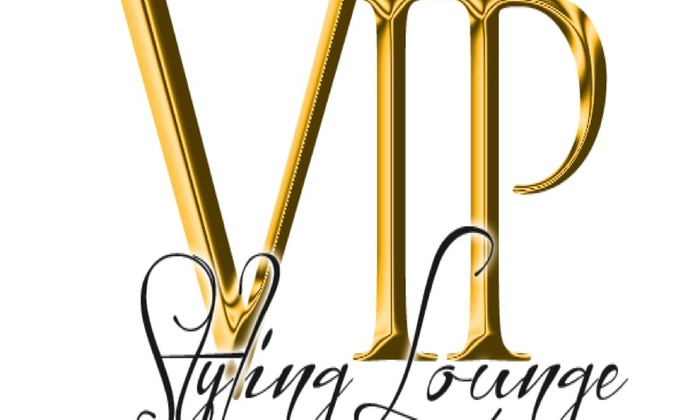 The VIP Styling Lounge - Baltimore: Up to 53% Off Men's or Women's Haircut Package at The VIP Styling Lounge